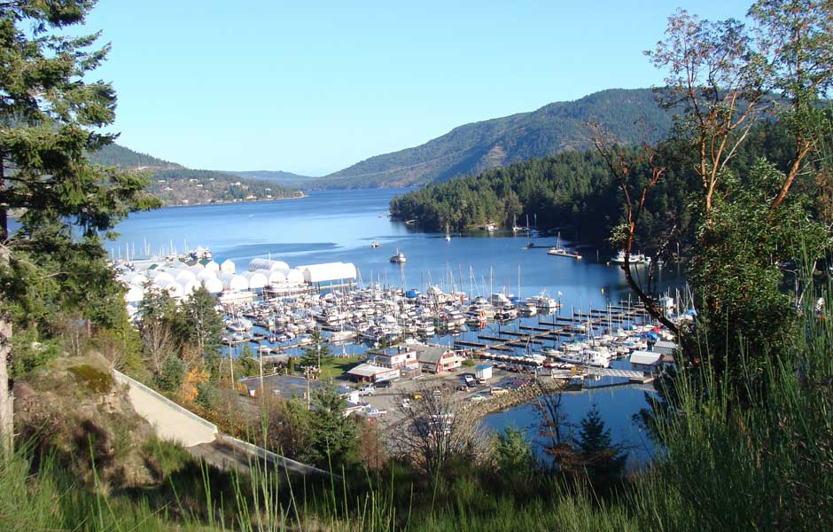 Maple Bay Marina Lots and Land for Sale